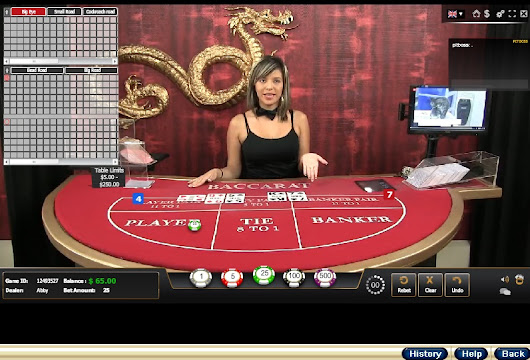 USA Live Dealer Baccarat - Play Live Dealer Baccarat Online