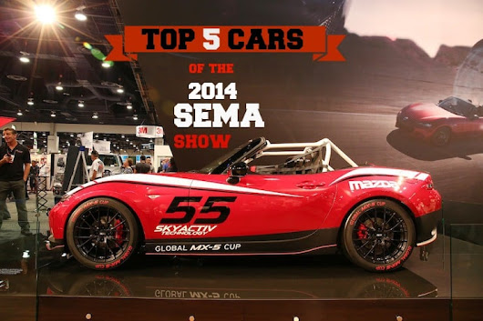 Top 5 Cars of the 2014 SEMA Show | TractionLife.com