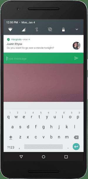 جوجل تطلق النسخة التجريبية من الإصدار N لنظام أندرويد