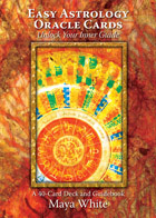 Hay House Publishing   Astrology Oracle Cards   New Age Book   Maya White Astrology