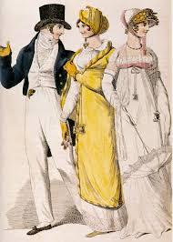 Regency fashions