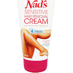 Nad's Sensitive Hair Removal Cream 5.1 fl oz