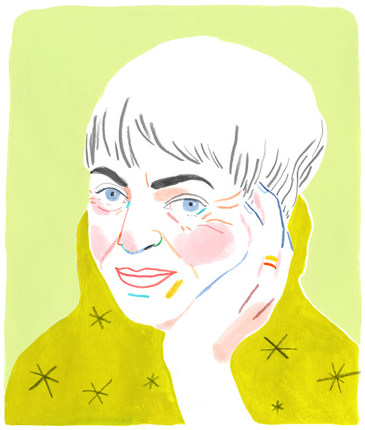 Ursula K. Le Guin on Writing in the 21st Century - Vogue