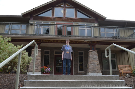 Dropping Off Bryan at College - Susan's Homeschool Blog