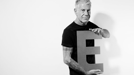Interview: Anthony Bourdain Is Living the Dream