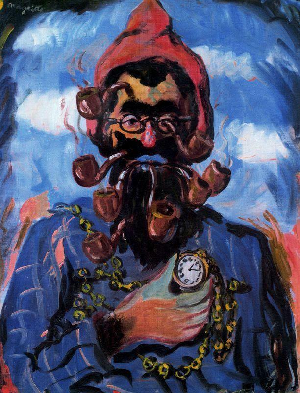 The maimed, 1948 Rene Magritte