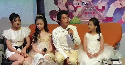 """GĐLS1 P2 : Bé Bảo Ngọc và bé Thanh Hà, 2 """"ngọc nữ"""" nhí đầy triển vọng của phim truyền hình Việt"""