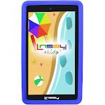 """Linsay 7"""" Kids Tablet with Blue Defender"""