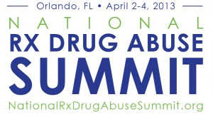 Operation Unite- National Rx Drug Abuse Summit 2013