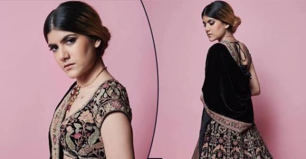 Ananya Birla steals the show with her gorgeous avatar in Sabyasachi designed lehanga