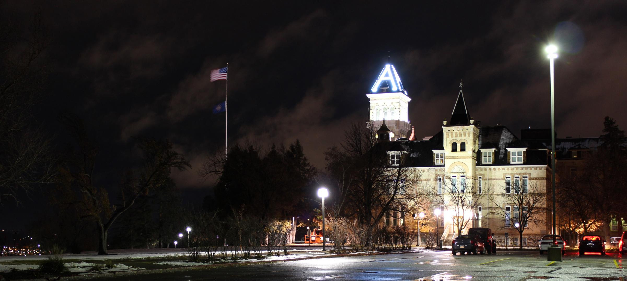 Logan Rated As Second-Best College Town In America   UPR ...
