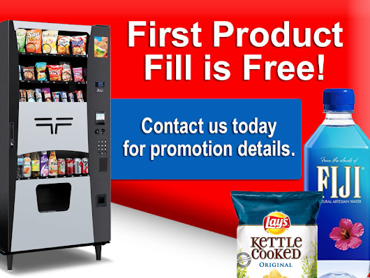 Promotions - Special offers on vending machines | eVending