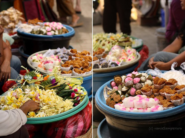 @ Pasar Ubud, Bali.