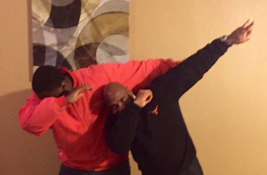 Charlie Strong Is Better Than Your Coach At Dabbing