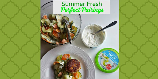 Perfect Pairings this Canada Day #PerfectPairings #SummerFresh