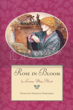 Reading 'Rose in Bloom' this June for the LMA reading challenge!