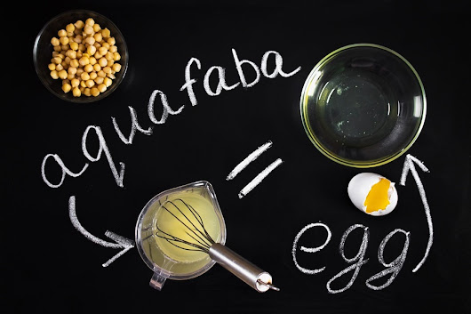 Aquafaba: Your Guide to this Vegan Egg Substitute (Pictures!)