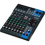 Yamaha MG10XU 10-Channel Analog Mixer - 24-bit/192kHz - USB