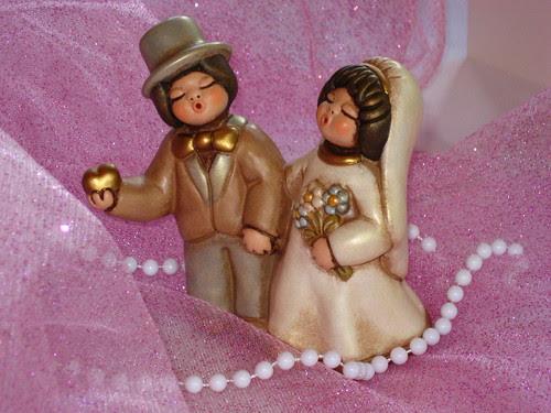 Marriage mascotte