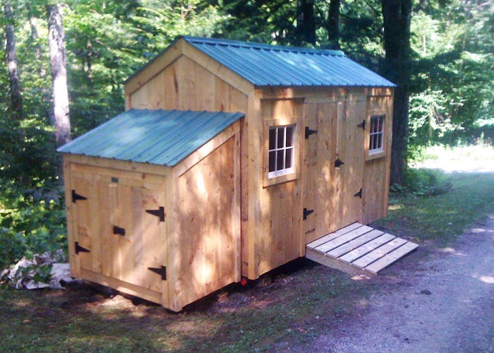 Small Backyard Sheds | Outside Sheds for Sale | Jamaica ...