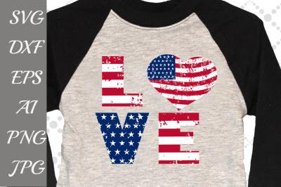 Download Download Distressed American Flag Svg-4 JULY SVG-Love Svg Free