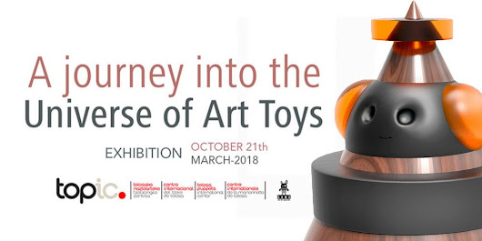 A journey into the Universe of Art Toys with Art Toy Gama!