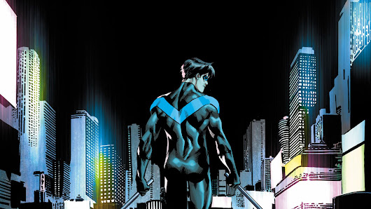 Warner Bros. is giving a solo Nightwing film to The Lego Batman Movie director