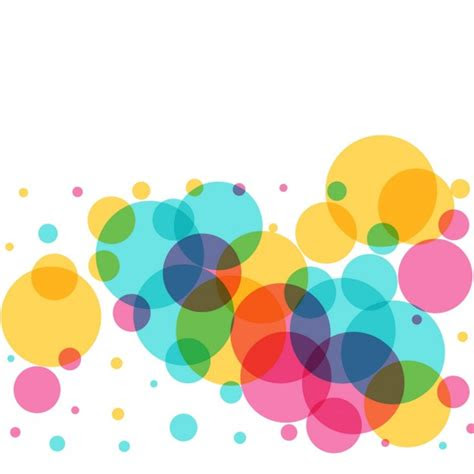 dotted background full color vector