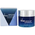When - Creamy Mud Pore Clarifying & Minimizing Facial Mask - 1 fl. oz.