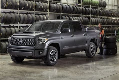 toyota tundra trd sport package performance