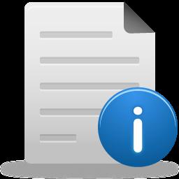 Icon Icon Information