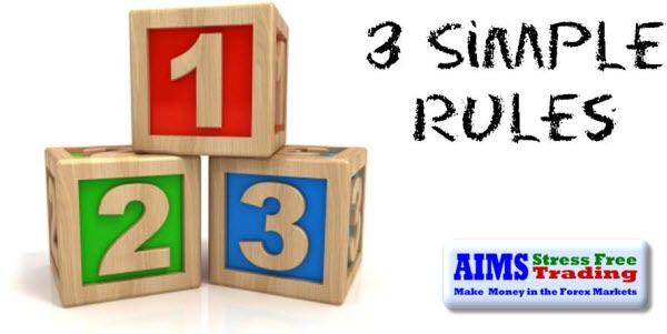 三个简单规则