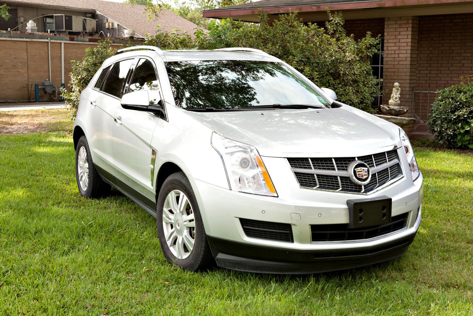2010 Cadillac SRX - Pictures - CarGurus