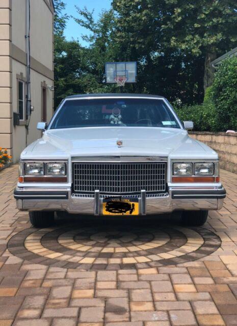 1980 Cadillac Fleetwood Brougham - Classic Cadillac ...