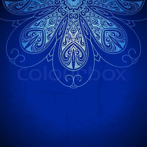 Royal Blue Wedding Background Design Hd   Imaganationface.org