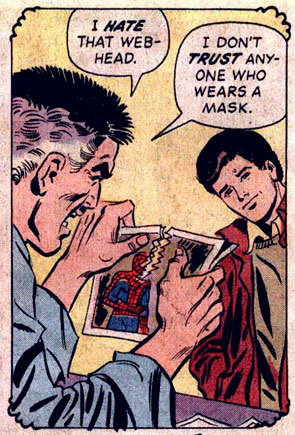 Spidey Super Stories J. Jonah Jameson