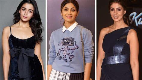 Best dressed this week Alia Bhatt and Shilpa Shetty Kundra