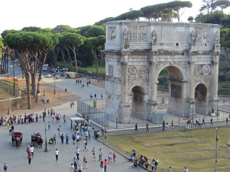Travel Europe - Visit Rome Italy