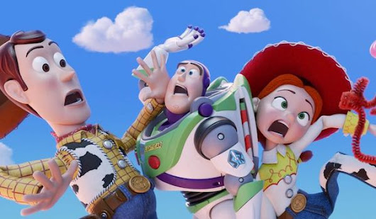 TOY STORY 4 (2019) Teaser Trailer: Woody, Buzz Lightyear, & Company Find Adventure Through A New Toy | FilmBook