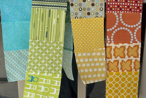 Color Beads Quilt