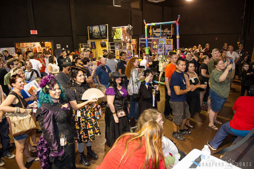'Keen Halloween, as a convention, is concluded' after Phoenix Comicon pulls management