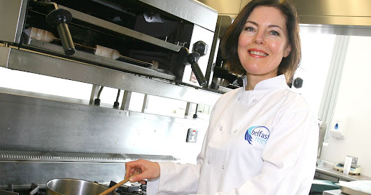 Belfast teacher turns chef and lands role at Raymond Blanc's restaurant