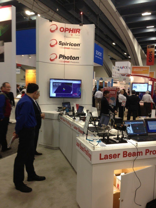 New Ophir Laser Measurement Solutions You'll See at Photonics West 2016 | Ophir Photonics Group – Laser Measurement