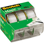 Scotch Tape, Magic
