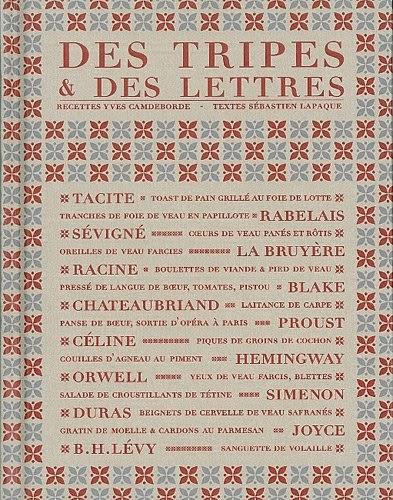Livre entier gratuit en ligne des tripes des lettres for Cuisinier 7 lettres