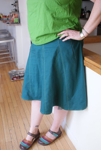 YET ANOTHER SKIRT