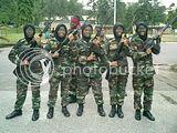 Tentara Betine Diraje Malingsiah yang siap perangi Indon !