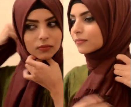 Pecinta Hijab Tutorial Hijab Pashmina Ala Turki
