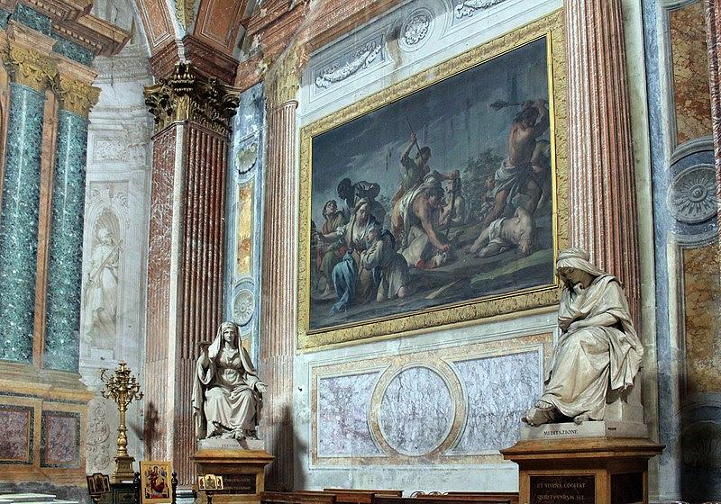 Fil: Basilica Santa Maria degli Angeli dei martyts 2011 10.jpg