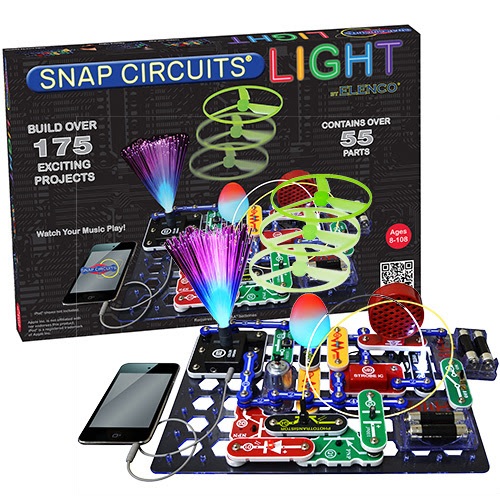 Image: Elenco SCL-175 Snap Circuits LIGHT, Elenco SCL 175 - at the Test ...